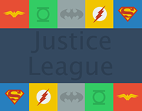 Justice League | New App Project