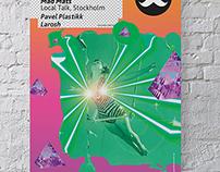 Moskvich bar november posters