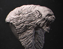 Beast Maquette