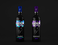 Wine Label Mock-Up