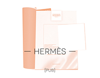 Carré Blanc - Hermès