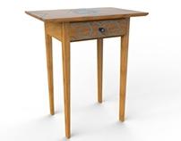 Shaker Table Model