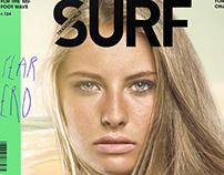 Transworld Surf Magazine Cover