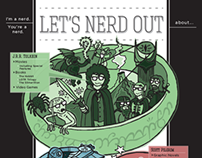 Let's Nerd Out : A Chronicle of Geekdom