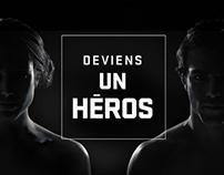 Deviens un Héros | By Lubie