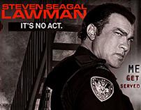 A&E / Steven Seagal Lawman