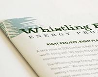 Whistling Ridge Wind Farm