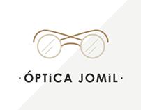 Óptica Jomil - ReBranding