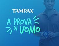 Tampax - a prova di uomo