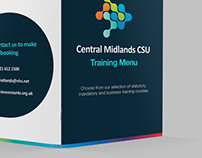 Central Midlands CSU Training Menu