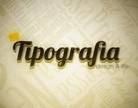 Tipografia wall