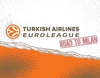 Turkish Airlines Euroleague - Road To Milan (2013)