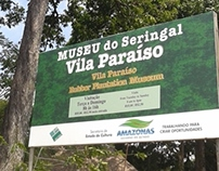 Museum of Seringal (Rubber) - Manaus, AM, BR