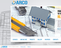 Arco Architecture & Construction HTML5 Template
