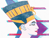 Nefertiti / Nagel