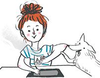 Schizzi da cani New Blog https://schizzidacani.tumblr.