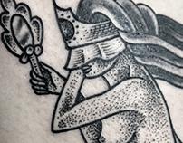 Iemanjá Tattoo