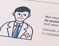 Ogden Regional Medical Center Men's Health Mailer