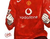 EPL Legends Fan Art