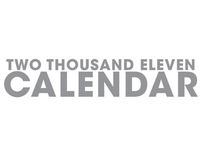 Brunei Press Calendar 2011