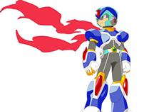 Mega Man - Illustrator