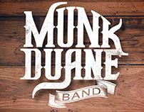 Munk Duane Band Logo