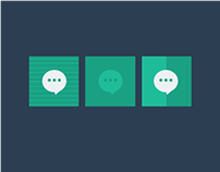 Chatter Box | Flat Icons