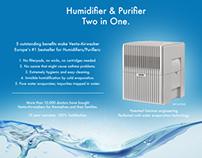 Venta Airwasher Advertisement