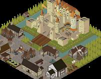 Isometric Village