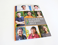 National Environment Agency   EcoFriend Awards Booklet