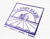 Carpet Farm, Logo Recreation, 2013