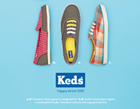 Keds - Happy Since 1906