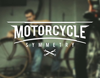 Motorcycle Symmetry Logo