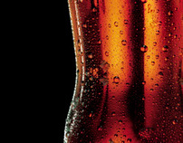 Coke Bottle Illustration