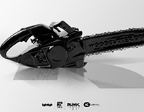 Gun Machin by Steph Cop x K.Olin tribu