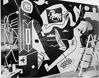 Il murale di Radio City ha ispirato Guernica ?