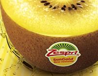Zespri® SunGold, ABP 2014