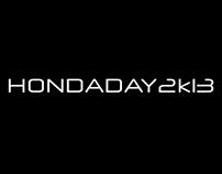 HondaDay 2K13 Event