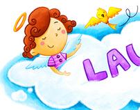 Laura Maria, caneca