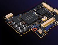 GWai CPU and Memory artwork