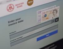 Internet payment terminal