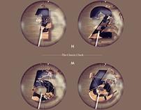 Samsung Fire Media Art ' A CLOCK '