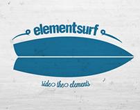 Element Surf - Surfcamp Branding