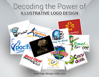 Decoding the Power of Illustrative Logo Design