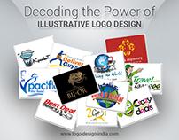 Decoding the Power of Illustrative Logo Design
