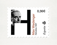 Typographers Stamps