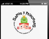 App Sapos y Princesas