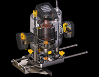 GWai Woodworking Router