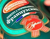 pack design & label design