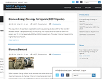 Nbest Uganda Blog Redesign